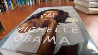 Michelle Obama brings book tour to Denver