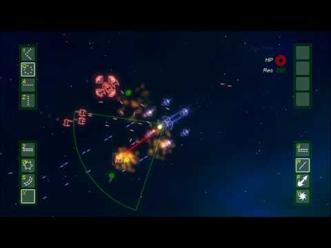 A.R.S.S.E. (A Real-time Strategy Shooter Experiment) Gameplay Movie 1