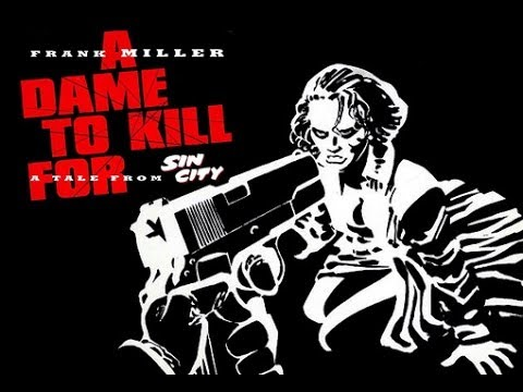 Sin City - A Dame To Kill For - Theam Song Hd - The Glitch Mob - Can't Kill Us video
