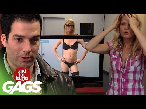 Best Of Just For Laughs Gags - Best Sexy Pranks video