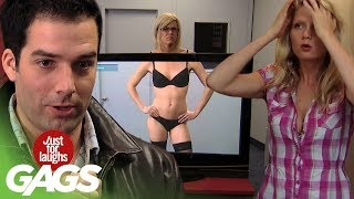 TRENDING FUN: Best Sexy Pranks - Best of Just For Laughs Gags