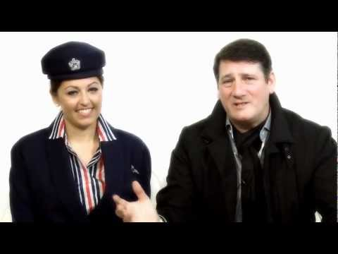 Tony Hadley joins British Airways for Comic Relief