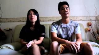 Christopher Devin Feat. Crysta - By My Side By Maudy Ayunda Feat. David Choi