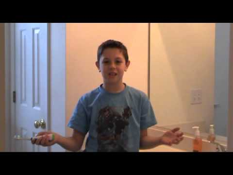 Arm & Hammer Tooth Tunes One Direction Toothbrush Review