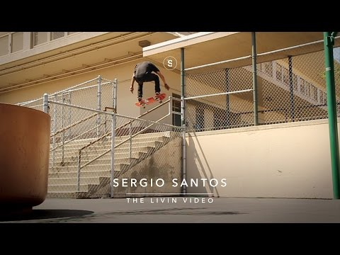 Sergio Santos - The Livin' Video