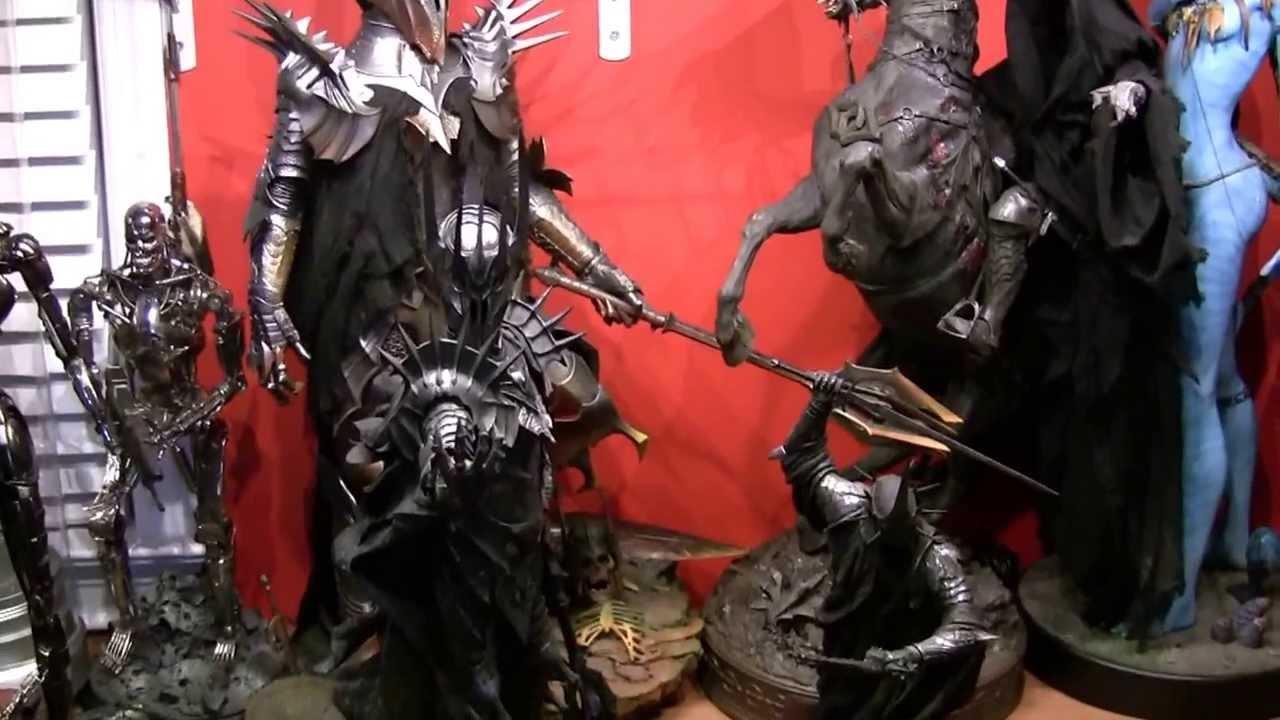Shadow Dark Rider And Dark Rider Mordor