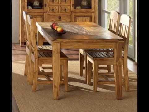 Mueble rustico youtube - Muebles de madera rusticos ...
