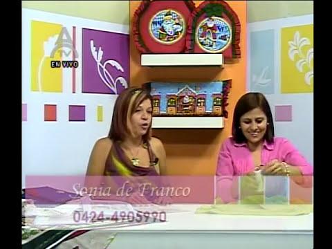 DetallesMagicos con Mimiluna invitada Sonia Franco.www.expomanualarte.com