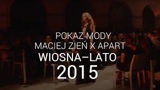 Maciej Zień: ICONS - pokaz wiosna-lato 2015