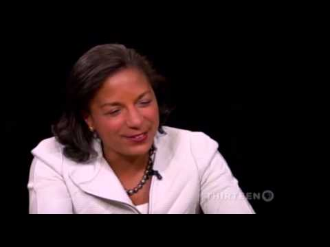 Susan Rice Laughs Uncontrollably When Charlie Rose Mentions Ukraine's 'Humiliating' Retreat
