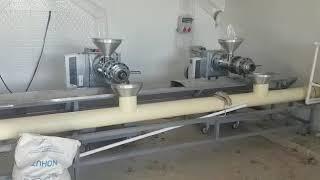GM-5000 yağ çekim videosu / soğuk pres yağ çekim tesisi