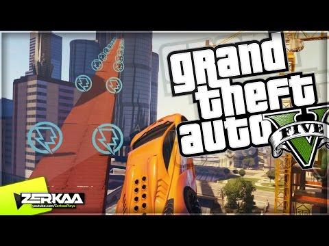 Amazing Ramp | Gta 5 Funny Moments | E307 (gta V Online) video