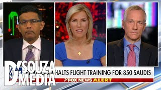 D'SOUZA ON NAS SHOOTING: Have we forgotten the lessons of 9/11?
