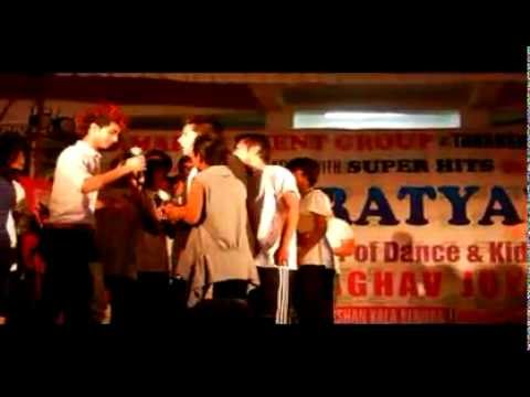 Raghav Crocroaz Of Did 3, Performed With Pmdc At Jabalpur. video