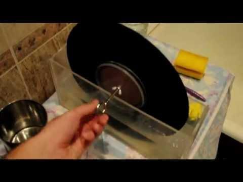 Мойка виниловых пластинок / Clean Vinyl Records