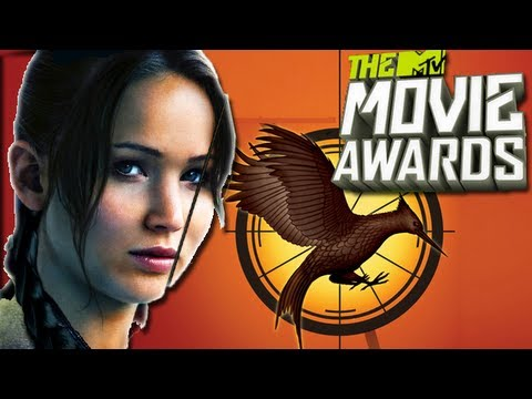 Catching Fire Teaser Trailer and Pitch Perfect Cast Preview MTV Movie Awards - Emergency Awesome