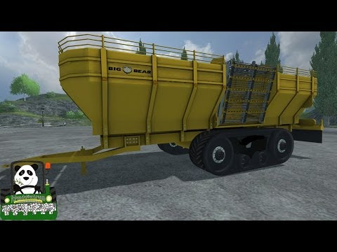 Farming Simulator 2013 Mod Review Ropa BigBear V 1 0