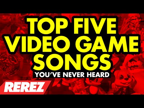 Top 5 Video Game Songs Youve Never Heard Rerez