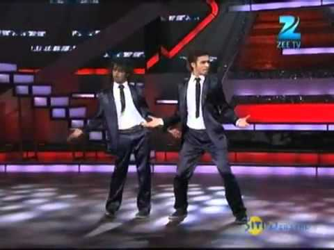 Dance India Dance Season 3 March 25 '12 - Raghav & Prince