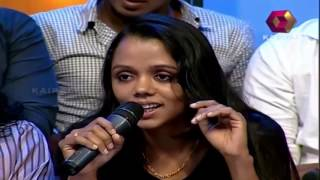 Ranjini Haridas talks about being mobbed in a crowd