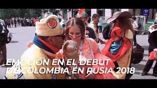 download musica Un Costeño en Rusia: el debut de Colombia Antena 2