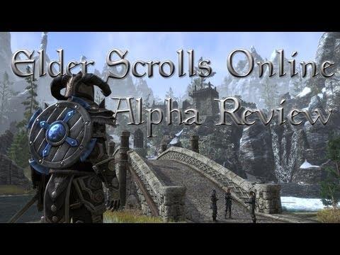 Elder Scrolls Online - Alpha Review