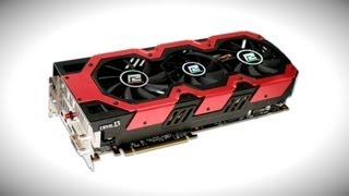 Official: PowerColor HD 7990 Devil13 Dual GPU 6GB Video Card BEAST!