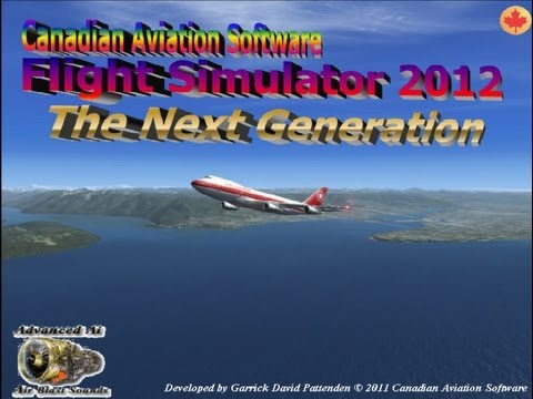Canadian Aviation Software Introductory Video