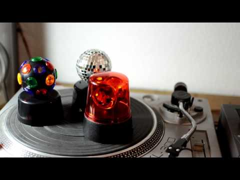 Funny Tiny disco lights set