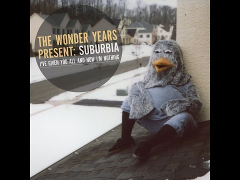 The Wonder Years - The Upsides (album)