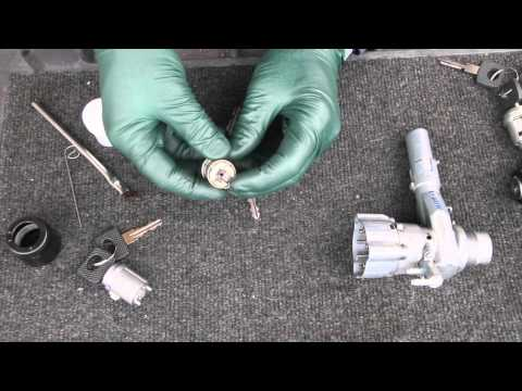 How to Troubleshoot Mercedes Ignition Key, Switch and Lock Assemblies