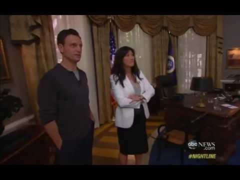 Behind the Scenes of Scandal on Nightline 05/15/13