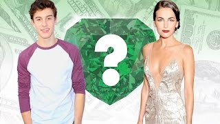 WHO'S RICHER? - Shawn Mendes or Camilla Belle? - Net Worth Revealed!