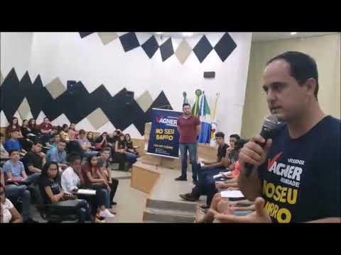 Vagner fala do Setembro Amarelo para os jovens