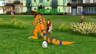 [HD 1080p] Digimon Masters Online - Partner Digimons (Trailer+Gameplay)