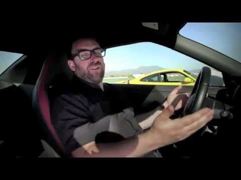 2013 Nissan GTR vs 2011 Porsche 911 Turbo S Drag Race