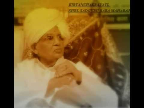 Baba Maharaj Satarkar-akhanda Jaya Tujhi Preeti-tukaram Maharaj -his Request To The Lord video