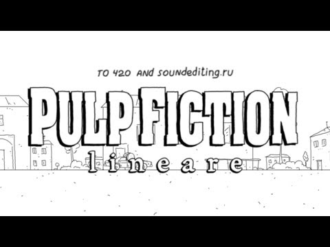 Speedrun: Pulp Fiction in 60 seconds (Ep#8)