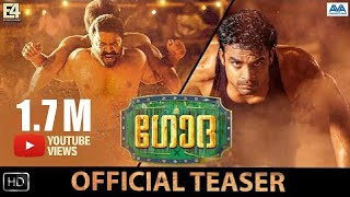 download lagu Godha  Malayalam Movie Teaser  Tovino Thomas, Renji gratis