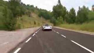 Super Cars partIII(Pagani Zonda)