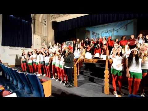 The Mary Louis Academy Christmas - 12/21/2013