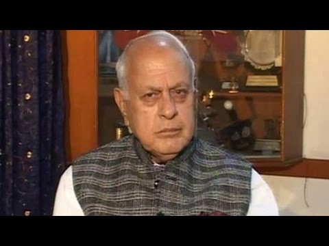 'Don't threaten us with atom bomb': Farooq Abdullah to Pak
