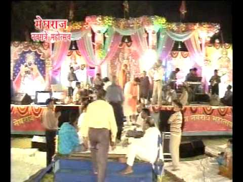 Meghraj Navratri Mahotsav Part 3 - Mahant Sh. Harbans Lal Bansi video