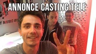 Gros casting TV faites tourner à tout le monde!!