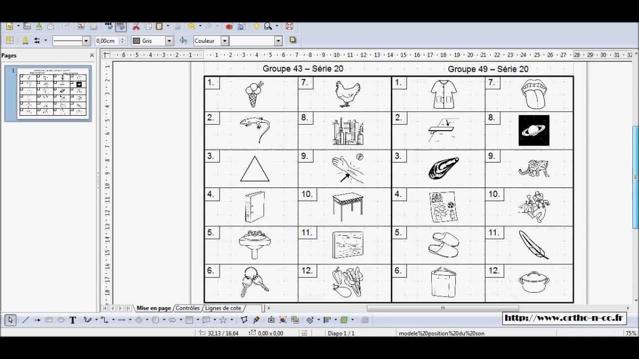 Créer une fiche d'exercice avec l'outil de dessin de ...
