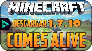 Comes Alive v5.0.2 Traduccion Español - Minecraft 1.7.10 Review