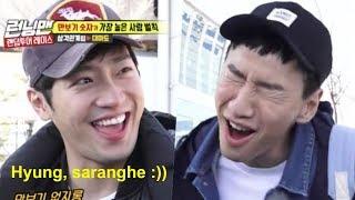 Lee Sang Yup Says Lee Kwang Soo is His Role Model | Running man News | RunningMan Hwaiting
