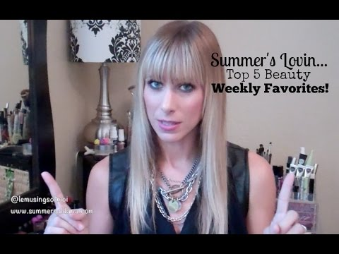 Summers Lovin: This Weeks Top 5 Beauty Faves | Eva NYC Maybelline...