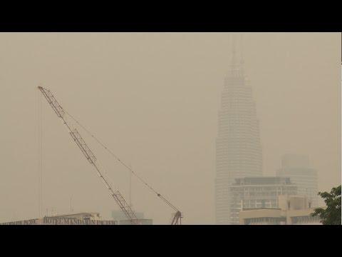 Haze hitting Malaysia's economy