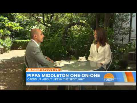 Pippa Middleton on fame  Hard to be 'publicly bullied' June 30, 2014